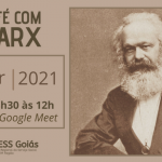 Sábado, 10 de abril, tem novo encontro do Café com Marx